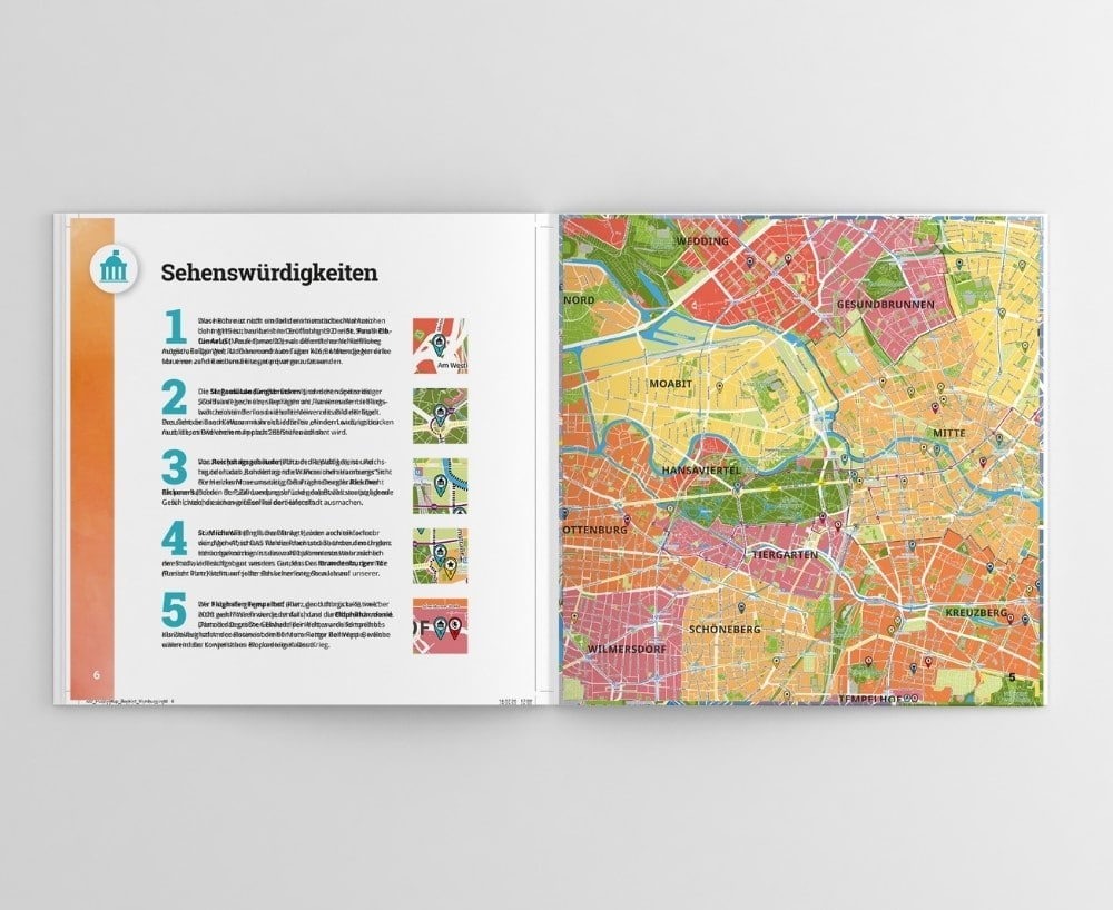 Booklet Berlin