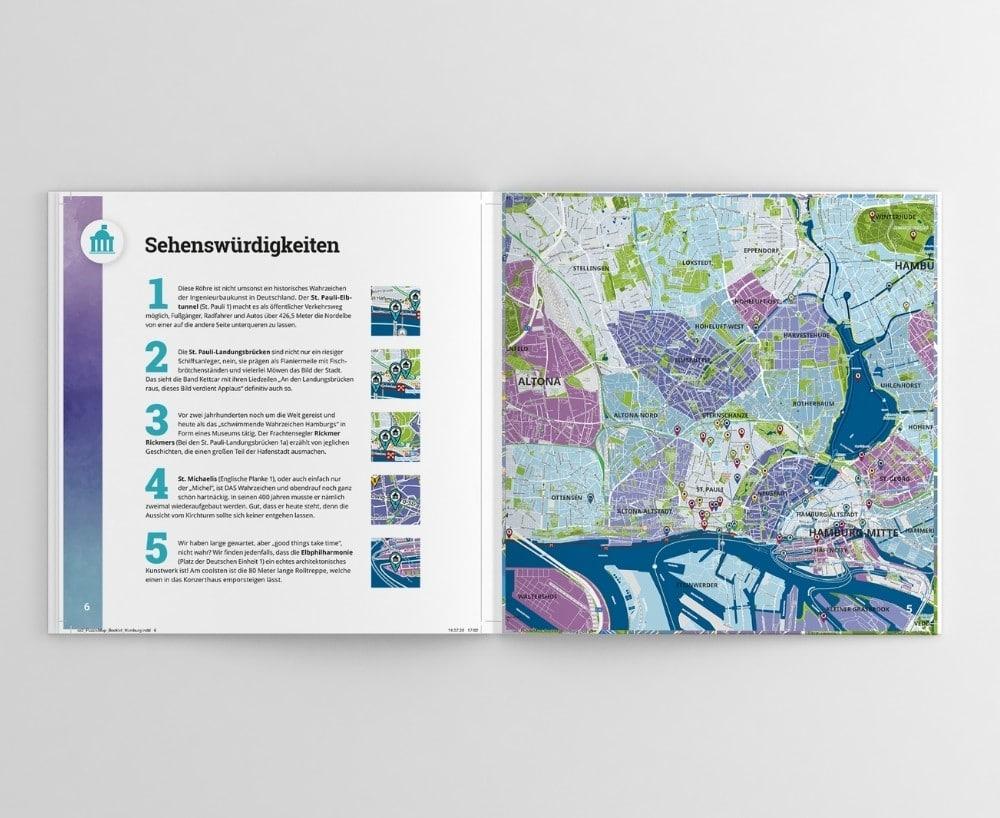 Booklet Hamburg