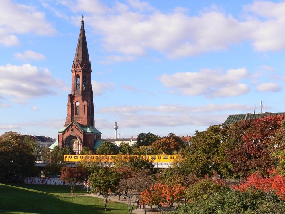 Görlitzer Park in Berlin